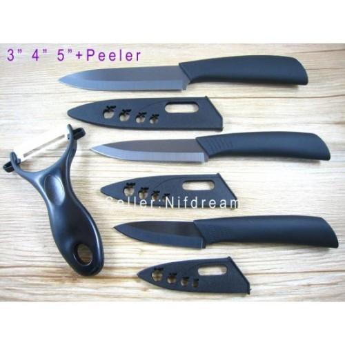 Get Ceramic Knife Set Kitchen Knives Fruit Knives High Quality Develop Overseas Market