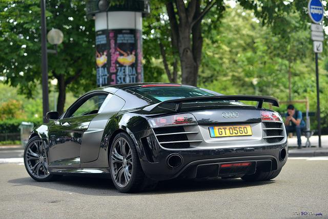 Audi R8 GT TheAutoBible.Com