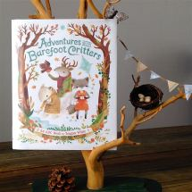 Adventures With Barefoot Critters Teaches Abcs