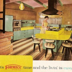 Braun Kitchen Appliances Backsplash Tiles For Design Is Fine. History Mine. — Formica In The ...