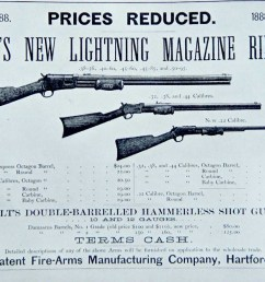 historical firearms colt lightning in the 1880s colt not content with  [ 1260 x 976 Pixel ]