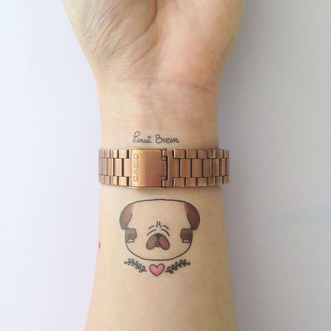 Pinut Brein Nuevos Tatuajes Temporales Van A Estar