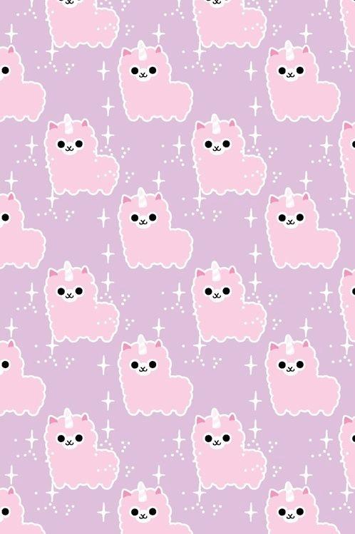 Cute Hipster Iphone Wallpaper Llamacorn Tumblr
