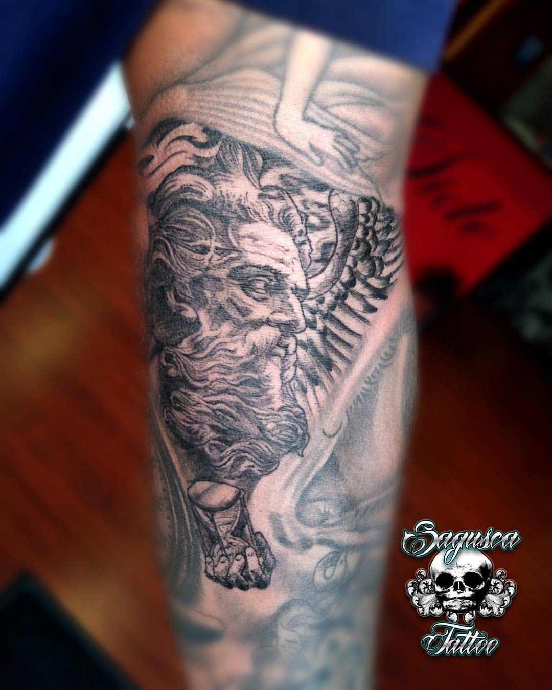 Shading Gap Filler Tattoos
