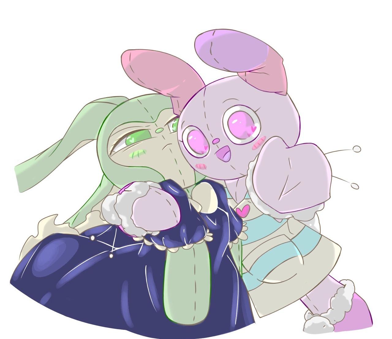 Hello~ — 沫綠和兔牙 </p>                       </div><!-- .entry-summary -->                                               <div class=