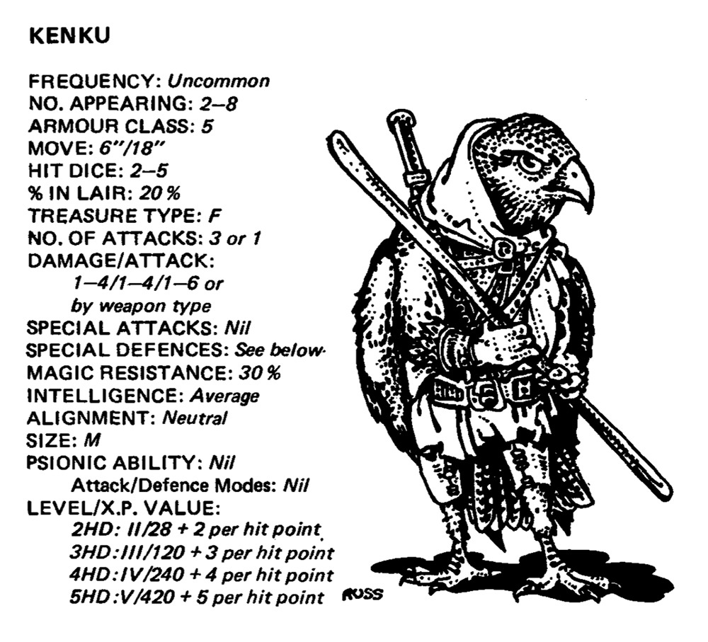 "Black Ray Gun — In 1981, TSR released the ""Fiend Folio"", a"