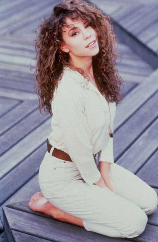40 Photographs Of Mariah Carey From The Late 1980s And Early