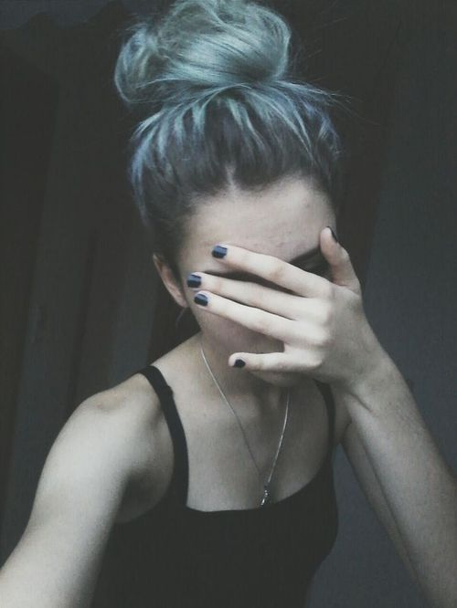 Chignon On Tumblr