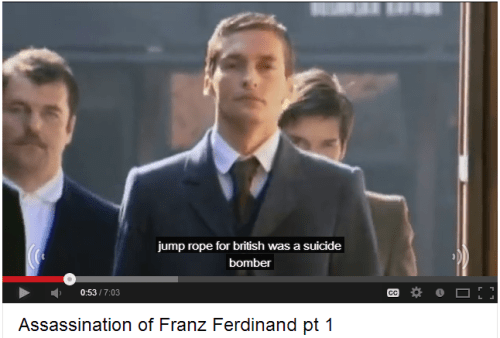 automatic captions tumblr
