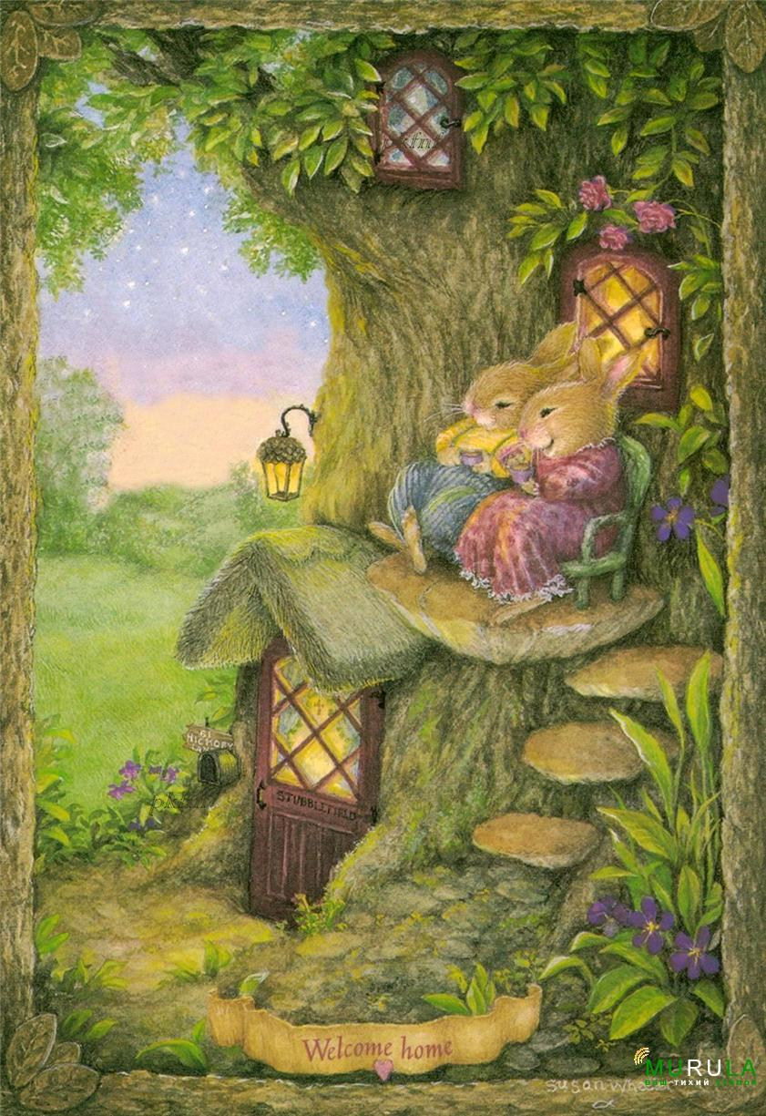 Illustrations By Susan Wheeler Holly Pond Hill