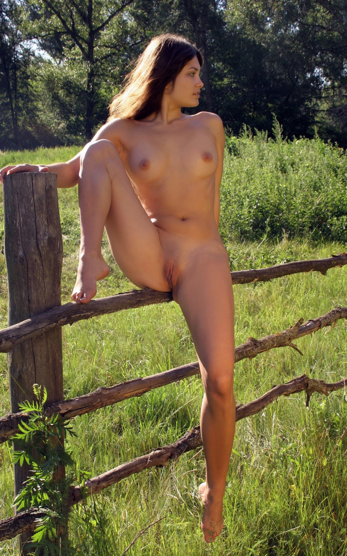 tumblr naked outdoors