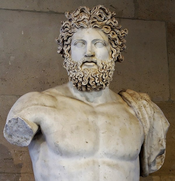 Quest Beauty Zeus - Jupiter Of Versailles Roman