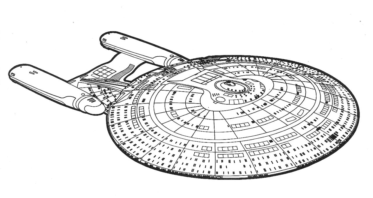 Starfleet ships — startrekstuff: Source: Star Trek: The