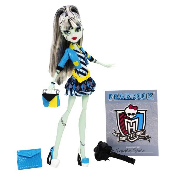 Monster High Insider Wave 11 Day Assortment 2 Released