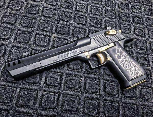 Addax Tactical Desert Eagle