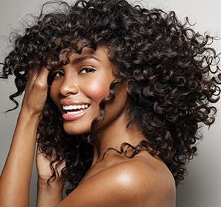 Extensions Plus Beautiful Curls Attain This Look With Zig Zag