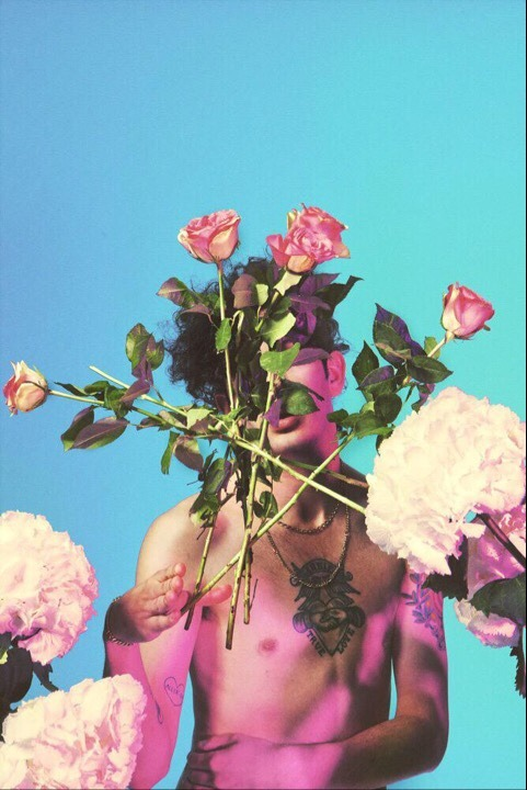 Fall Out Boy Flower Wallpaper Baby Boy Aesthetic Tumblr