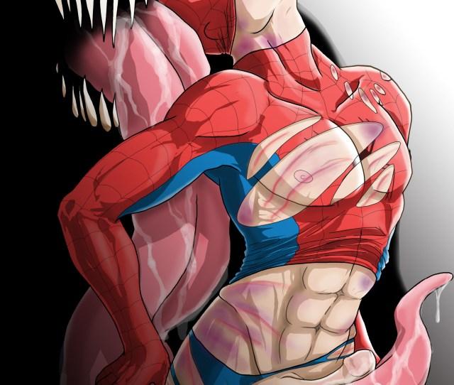 Holy Fuck Spiderman Spidervenom Fantasy
