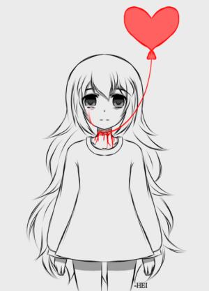 sad drawings hurts depressing