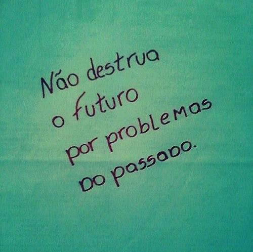 Não destrua