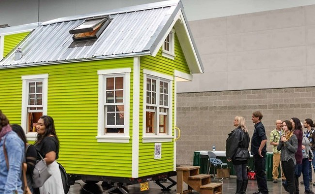 Tiny Smart House Great American Tiny House Show In