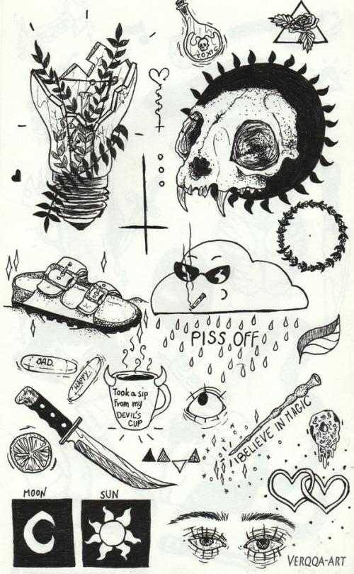 Beginner Tattoo Designs Outlines : beginner, tattoo, designs, outlines, Beginner, Tattoo, Designs, Gallery, Collection