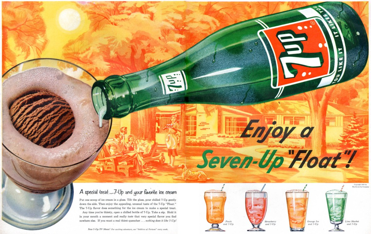Seven-Up - 1955