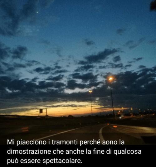 nuvole in cielo  Tumblr