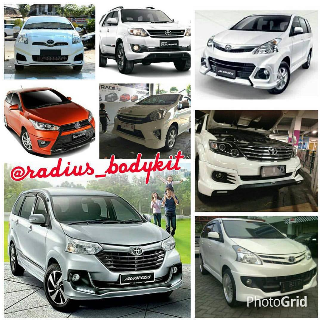grand new avanza bodykit pilih atau veloz its all about cars fitment commercial break from radius ready toyota plastic collection trd 2015
