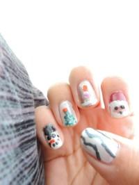 nail art christmas | Tumblr