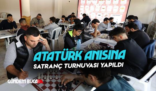 Atatürk Anısına Satranç Turnuvası