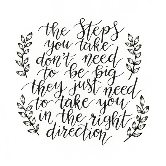"""dreaming-in-techni-color:  """"The steps you take don't need to be big, they just need to take you in the right direction."""" - Jemma Simmons, Marvel's Agents of S.H.I.E.L.D."""