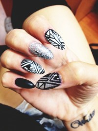 pointy nails on Tumblr