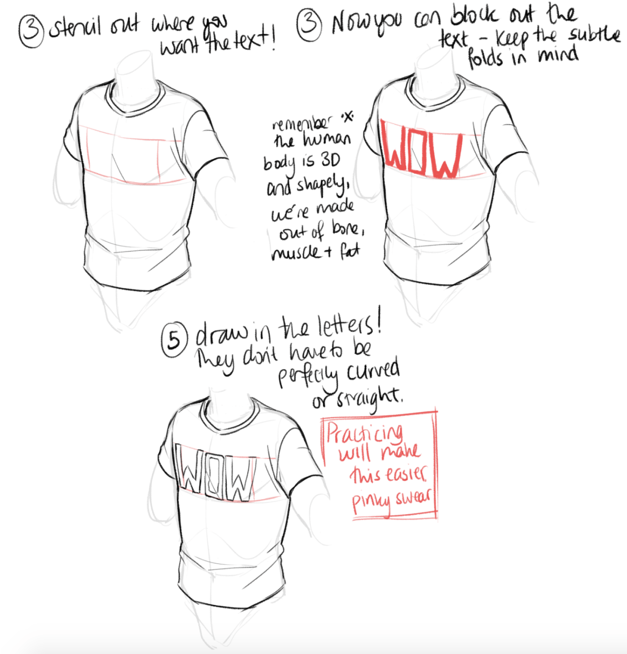 Tips, tricks and ideas for drawing — i have a question