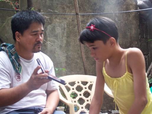 movie fathers:  Paco Oliveros of ang pagdadalaga ni maximo oliveros