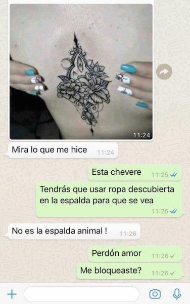Tatuaje Espalda Tumblr