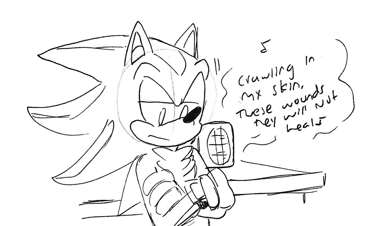 Cries In Jewish — May you draw shadow trying to sing