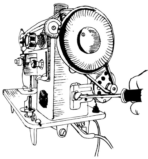 How to Make Human-Powered Tools: Treadle Sewing Machine