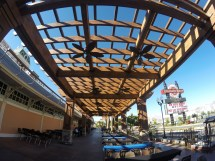 Tropicana Laughlin Brand Trellis Bar