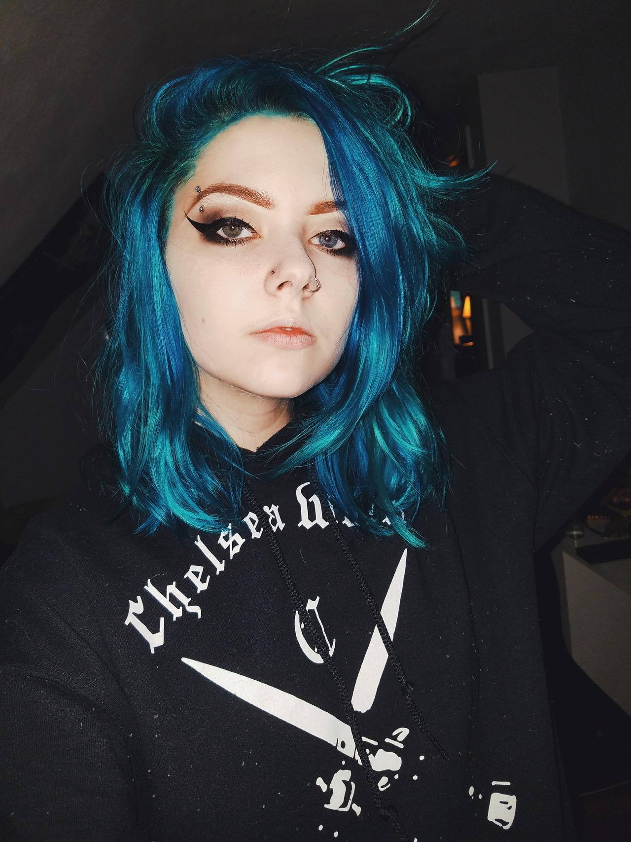 goth eyebrows tumblr