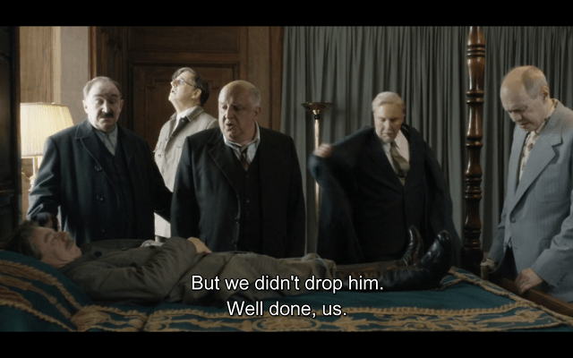 Picture From Movies — The Death Of Stalin