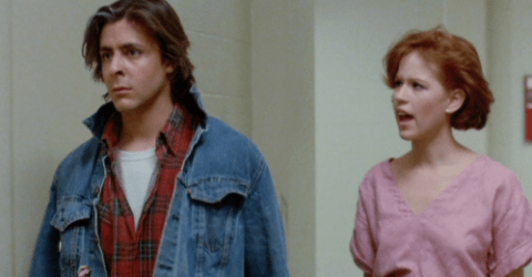 breakfast club icons scenes hated molly headers actors own movies ringwald