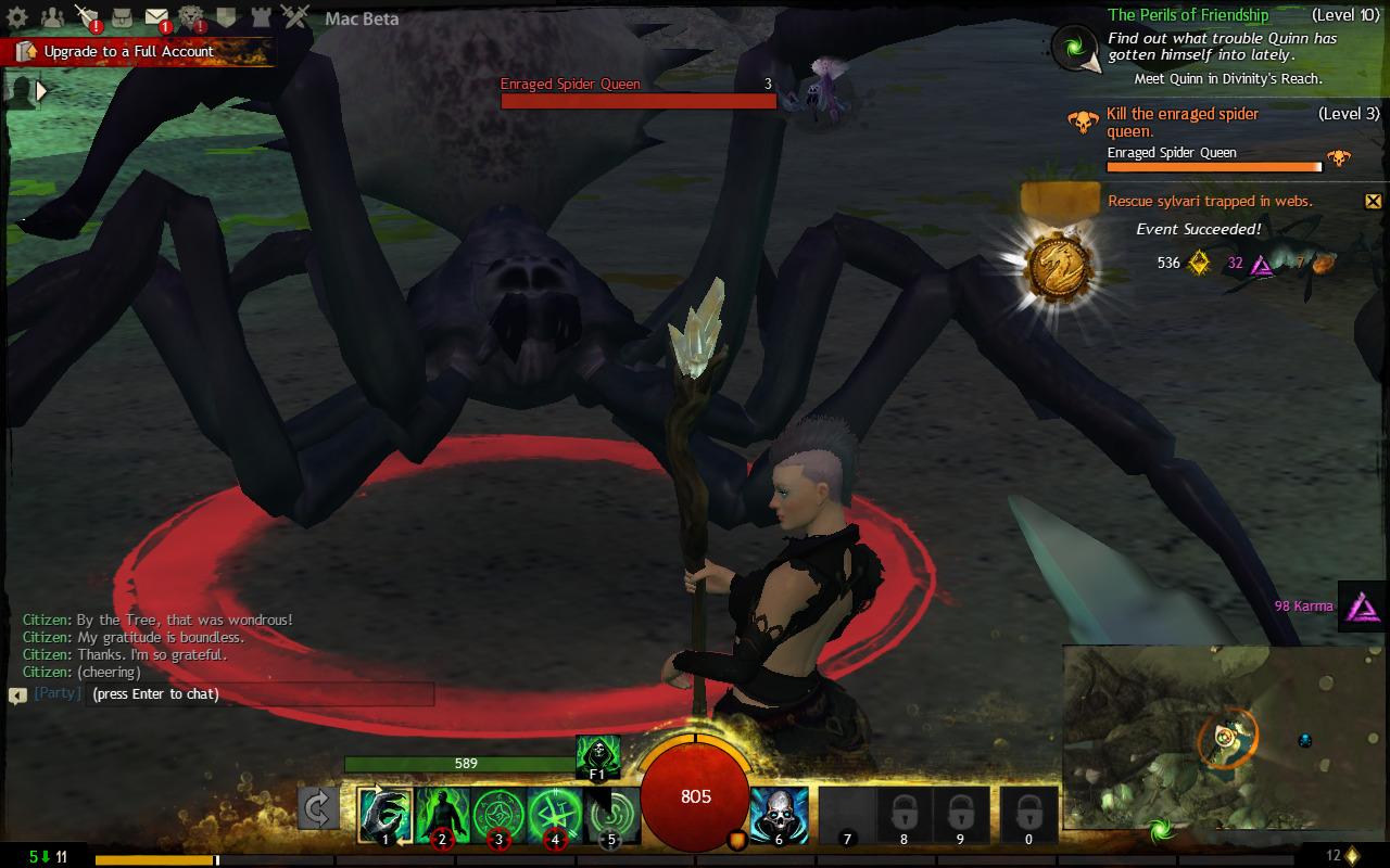 Pets Gw2 Necromancer