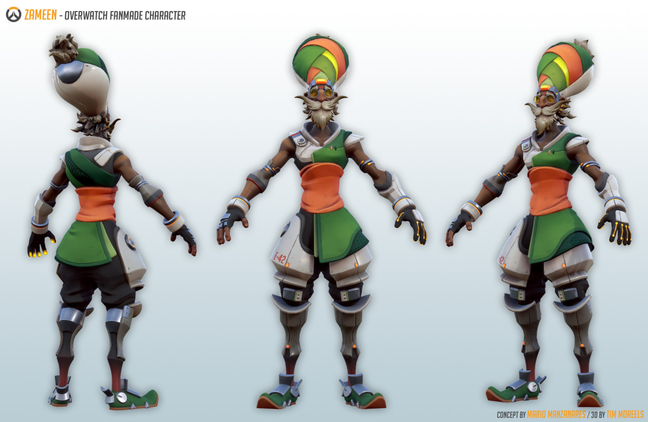 overwatch original characters mariomanzanares