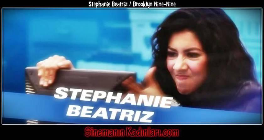 Stephanie Beatriz,Stephanie Beatriz Bischoff Alvizuri,Argentina,1982,The Closer,Modern Family,Southland,Jessie,Hello Ladies,Brooklyn Nine-Nine,Pee-wee's Big Holiday,You're Not You,Arjantin