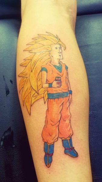 Dragon Ball Z Tattoos Tumblr
