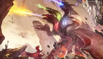 Art by Dragolisco – Fantasy