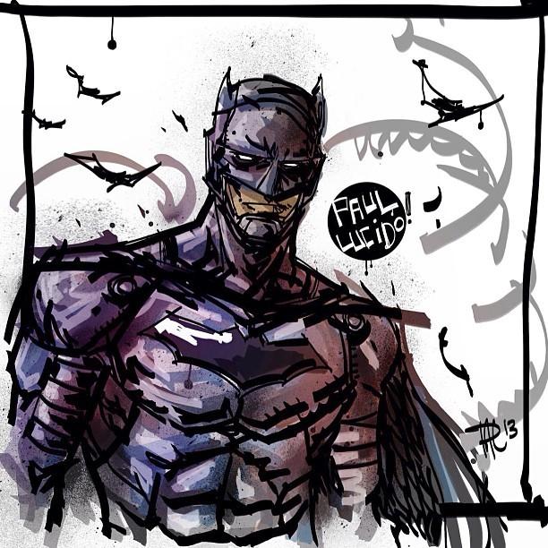 Bats! #art #artist #artistsoninstagram #illustration #design #instagood #sketch #picoftheday #batman #comics #dc #drawing