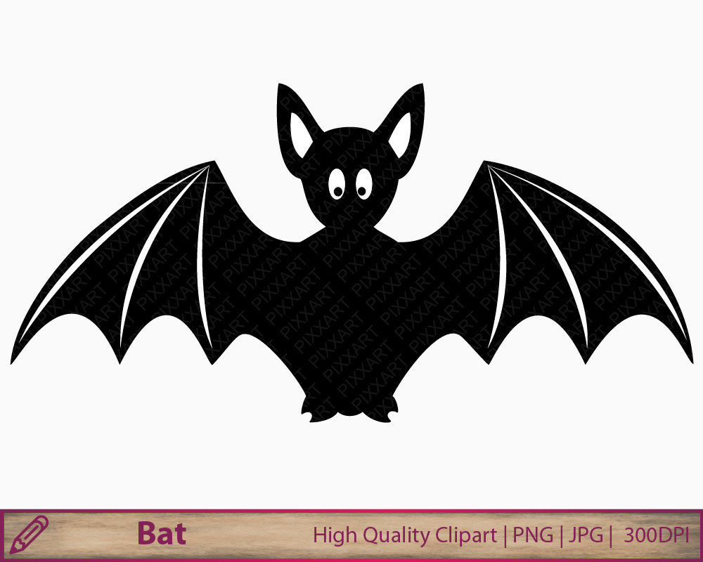 hight resolution of bat clipart bat clip art digital bat halloween illustration digital instant download