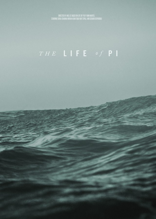 Day 14 of 365 – The Life of Pi Buy this Poster